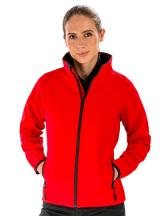 Ladies` Printable Soft Shell Jacket