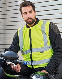 Biker Safety Vest EN ISO 20471