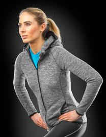 Womens Microfleece Hoodi
