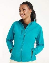 Nebraska Woman Softshell Jacket