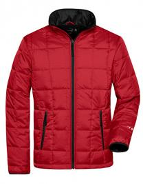 Men`s Padded Light Weight Jacket